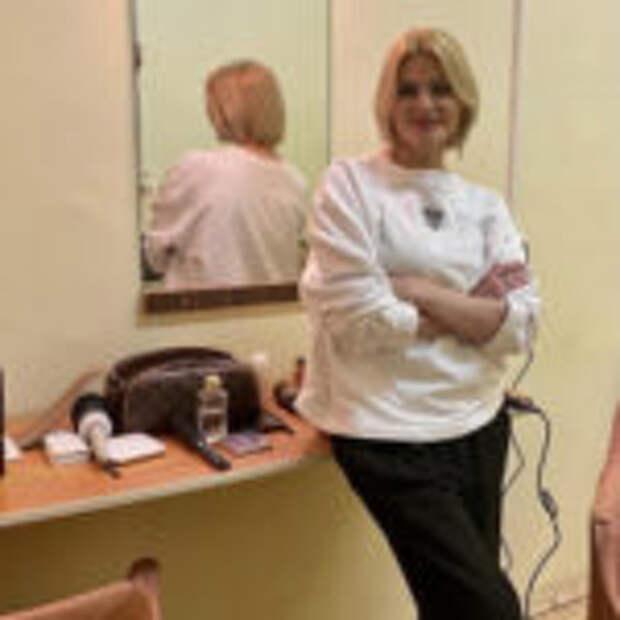 Ирина Круг опровергла слухи о ее причастности к убийству мужа