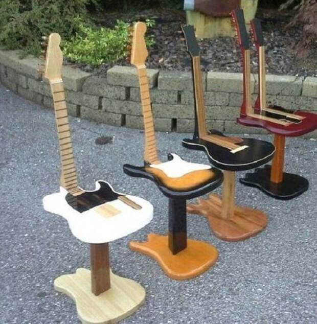 Гитарные стулья
