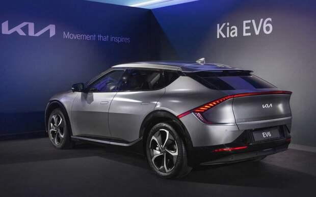 Kia привезет в Россию новый кроссовер