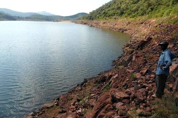 Загадочное озеро Фундудзи, из которого невозможно унести ни капли воды