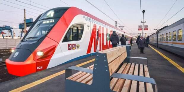 Более 15 млн пассажиров воспользовались МЦД с момента запуска. Фото: mos.ru