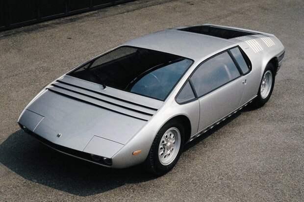 Предпоследнее перевоплощение, в таком виде автомобиль оставался до 2005 года. Bizzarrini Manta, Джорджетто Джуджаро, авто, автодизайн, автомобили, аэродинамика, дизайнер