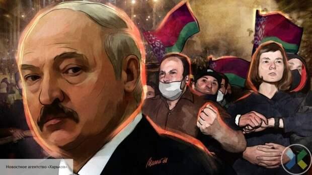 Разыгран украинский сценарий, или Как Запад хочет оторвать Белоруссию от РФ