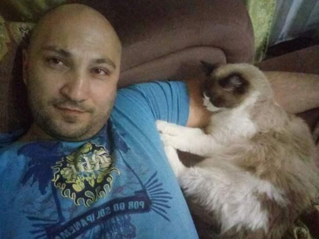 Сублимация отношения, Одиночество, длиннопост, кот