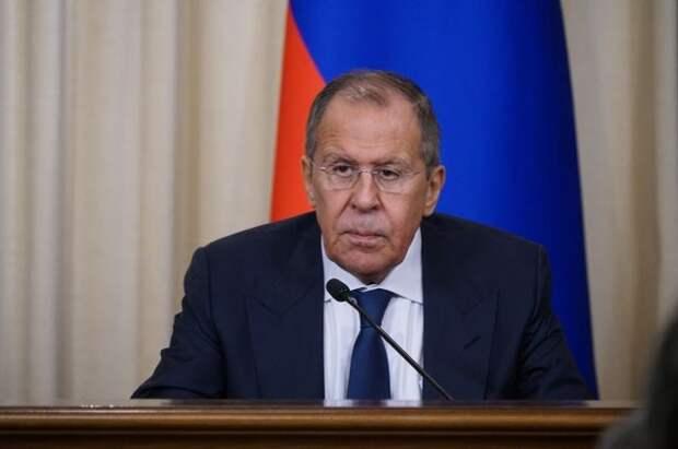 Лавров рассказал об ответных санкциях России в отношении США