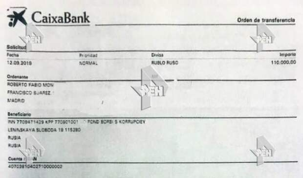 Найдено документальное подтверждение финансирования ФБК из-за границы