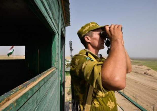 Киргизия и Таджикистан начали отвод войск от границы