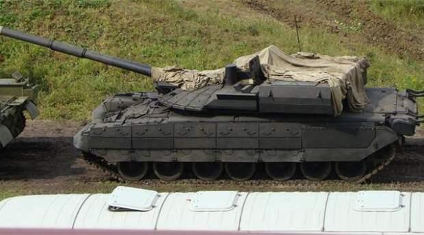 Некоторые части танка разрабатывались с нуля. /Фото: vilingstore.net
