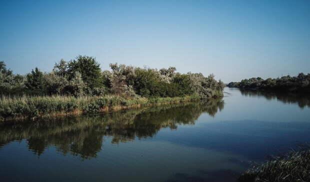 Специалисты наблюдают спад воды намалых реках Ишима