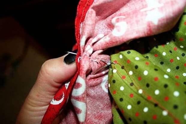 Картинка шьем нарядную детскую юбку своими руками
