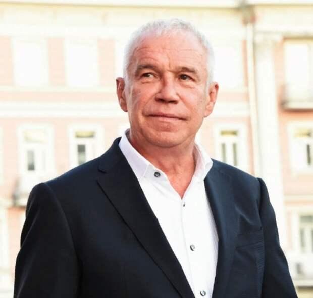"""Сергей Гармаш объявил об уходе из """"Современника"""""""
