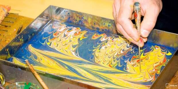 У пенсионеров из Бабушкинского появился клуб любителей живописи