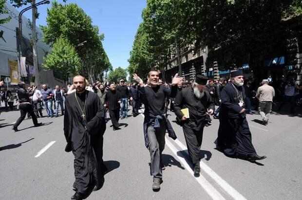 «Марш Позора!» В Грузии назвали дату проведения гей-парада