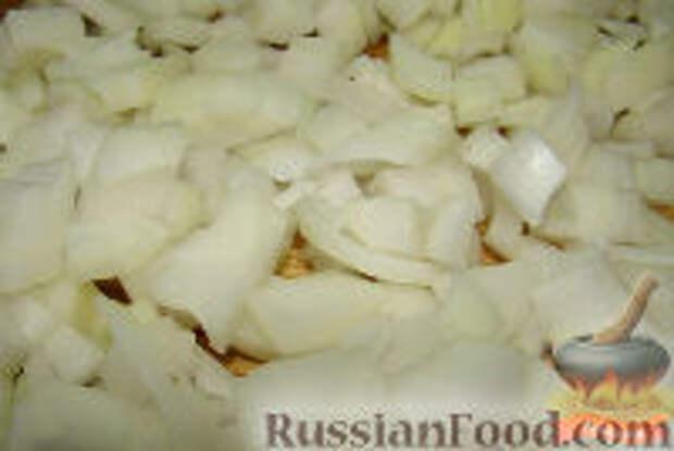 Фото приготовления рецепта: Грибы со сметаной - шаг №2