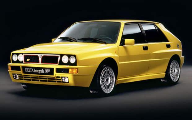 Lancia Delta Integrale – в Италии снова будут выпускать легенду 80-х