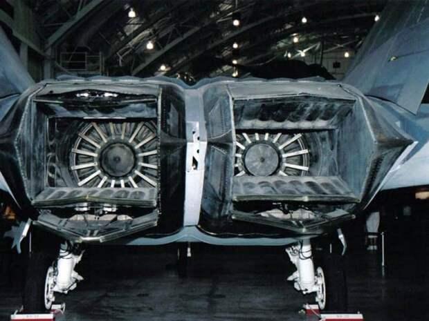 Истребитель Локхид-Мартин F 22A «Раптор»