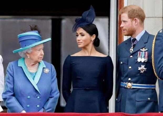 BLM в Букингемском дворце, или Чернокожие правнуки Елизаветы II