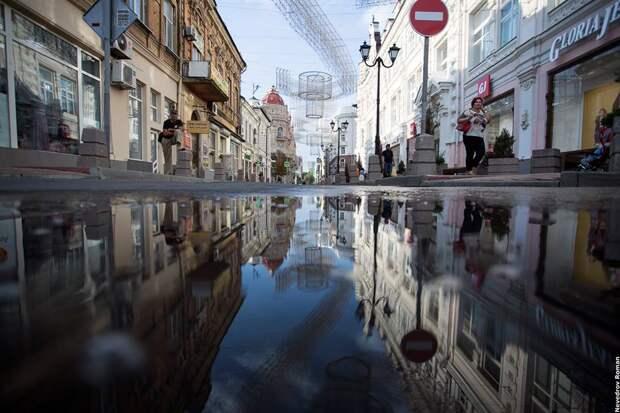 Переулок Семашко