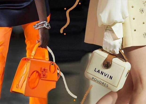 Модные сумки 2021: тенденции сезона