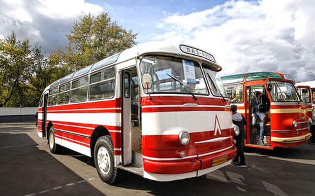 Львовский автобусный завод прекратил существование