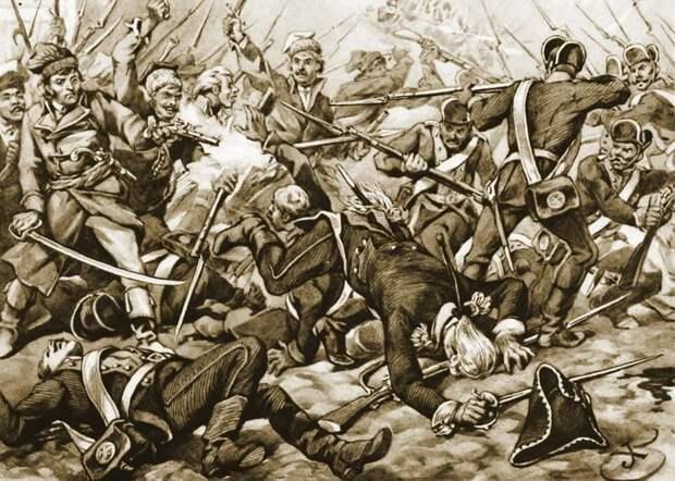 «Варшавская заутреня» 1794 года