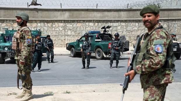 В Афганистане 10 человек погибли в результате взрыва