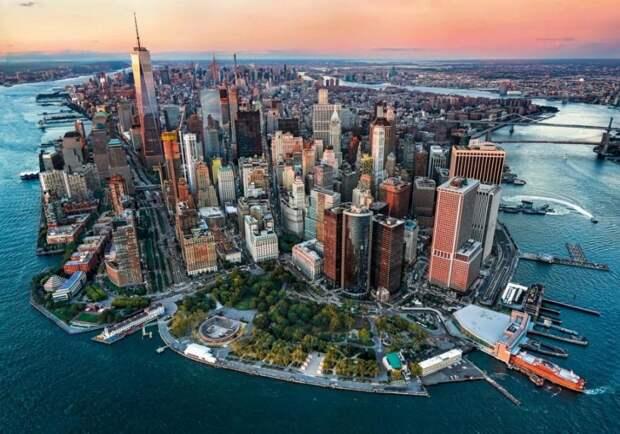 Посчитана стоимость всей недвижимости в крупнейших городах США
