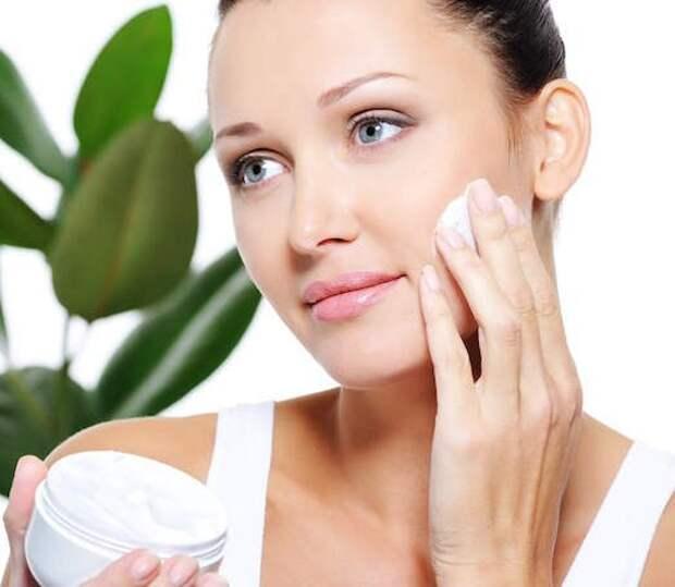 Первая помощь для обветренной кожи