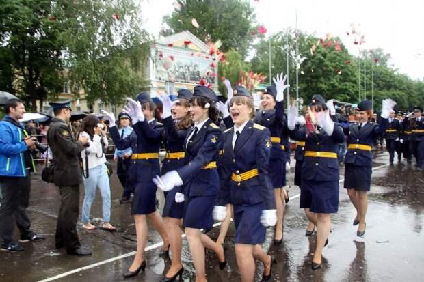 От тайги до британских морей ... : Лица девушек из Российской армии (46)