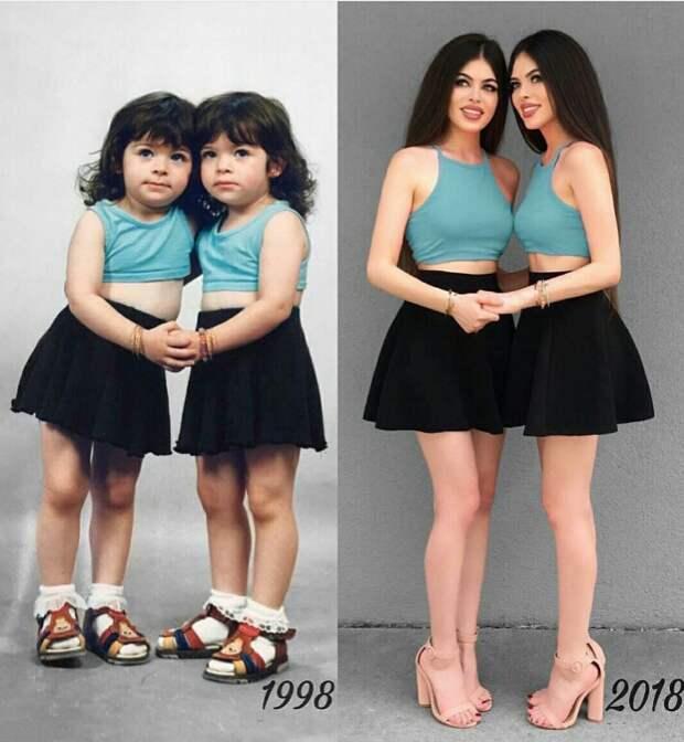 Примеры фото до и после