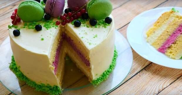 вкусный торт в домашних условиях