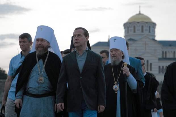 Древний Херсонес застраивается фондом духовника Путина