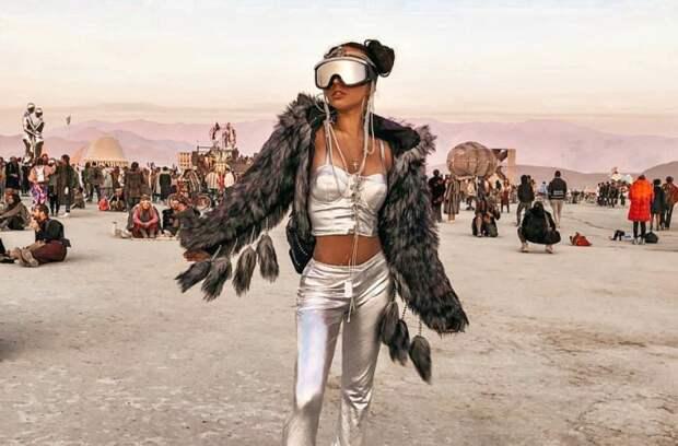 Голая грудь ради выпивки и километровые очереди – так запомнился участникам фестиваль «Burning Man – 2018»