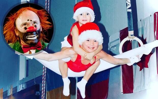 Русский клоун рассказал, что в США ради его сына изменили правила в гимнастике: «Делал то, что другие не делают»