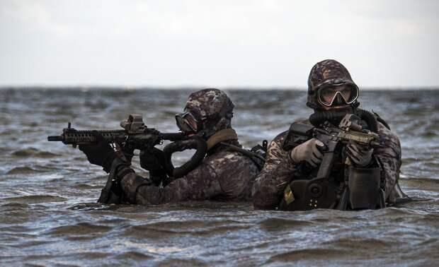 Подводные пули спецназа: пролетают под водой 60 метров