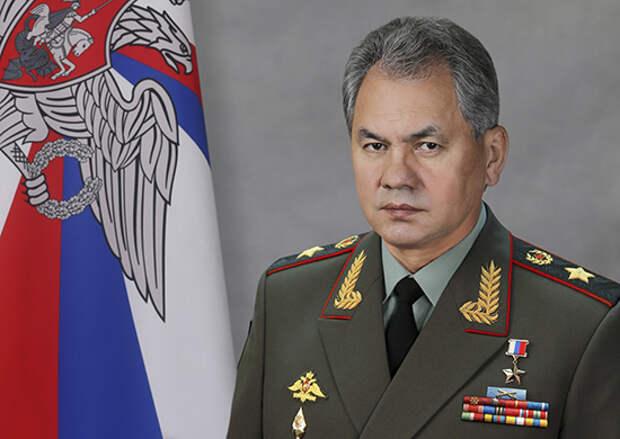 Министр обороны России поздравил военнослужащих и ветеранов с Днем защитника Отечества