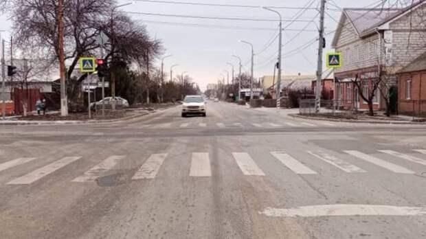 Более 100млн рублей потратят наремонт дорог вТаганроге понацпроекту