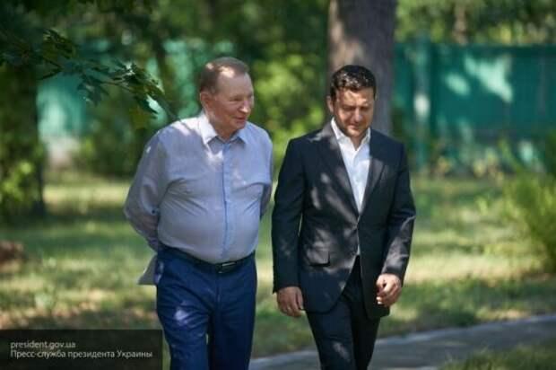 Карасев назвал причины выхода Кучмы из переговоров по Донбассу