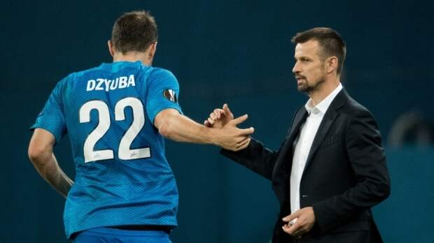 Генеральный директор «Зенита» - о перепалке Дзюбы и Семака: «Это был нормальный эмоциональный разговор»