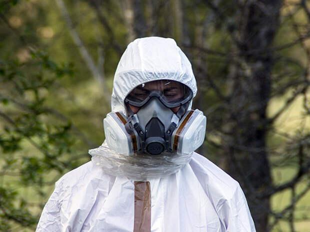 СБУ собщила о задержании террористов, планировавших отравить хлором украинских военных