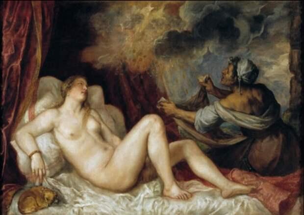 художник Тициан Вечеллио (Tiziano Vecellio) картины – 20