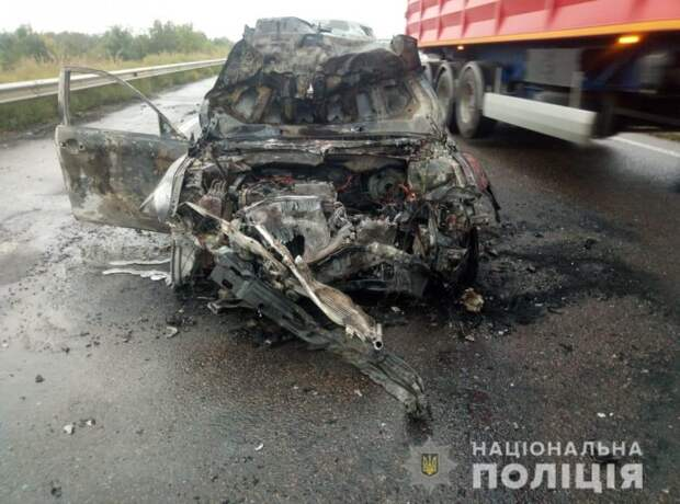 В ДТП в Одесской области погиб мужчина