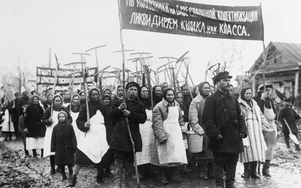 Жизнь в СССР в 20 - 30-х годах прошлого века (32 фото)