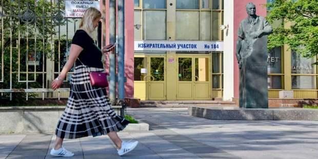 Асафов: Голосование в Москве проходит без нарушений и сбоев