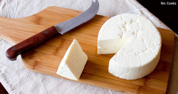 Белый французский сыр можно сделать дома! Рассказываю, как