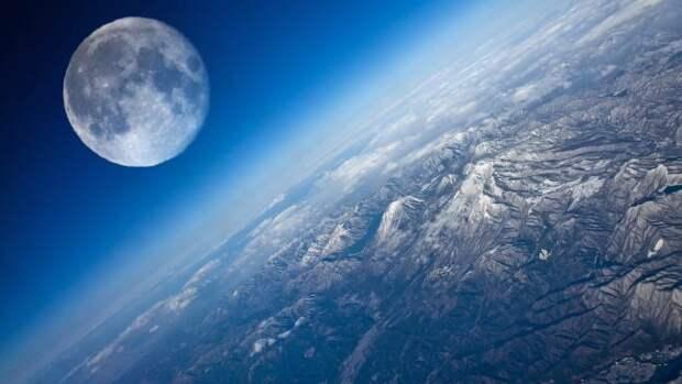 На Луне нашли кислород с Земли