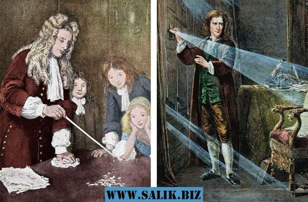 Что вы могли не знать про Ньютона