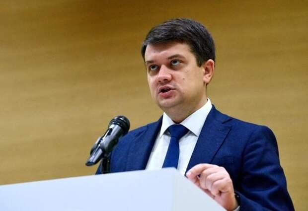 Спикер Верховной Рады: В ближайший год Украина не может стать членом НАТО