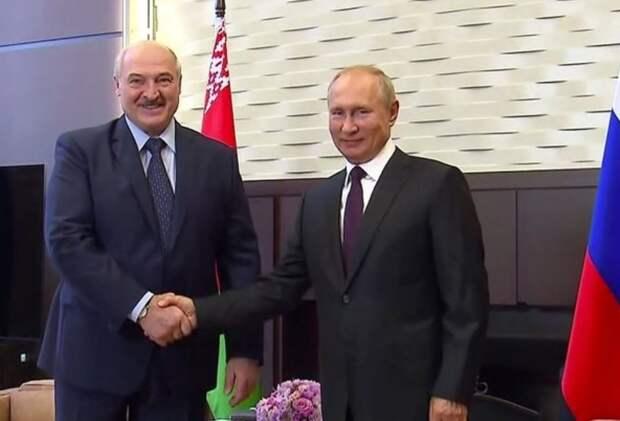 """""""Намертво"""": Лукашенко присягнул на верность Путину, расстроив кураторов на Западе"""
