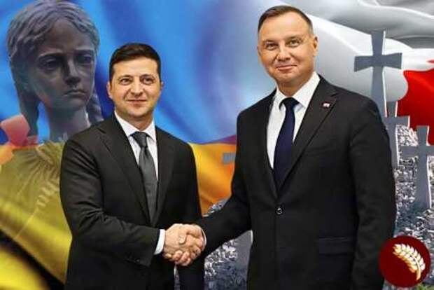 Что нужно Дуде от Украины?